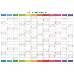 Promotional Wall Planners