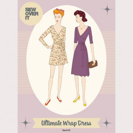 Ultimate Wrap Dress