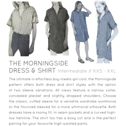 The Morningside Dress & Shirt