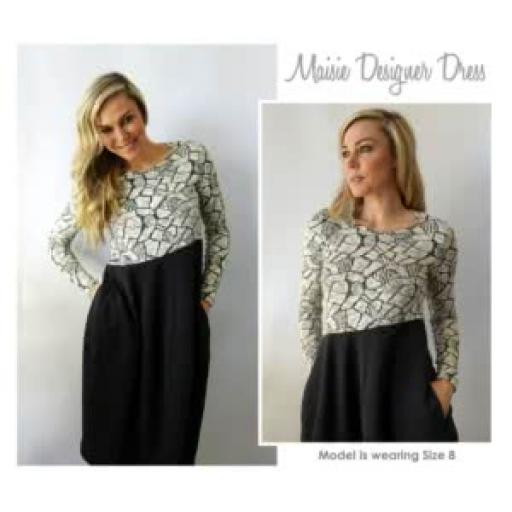 Maisie Designer Dress