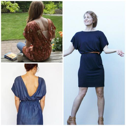 The Bridgetown Backless Dress & Tunic