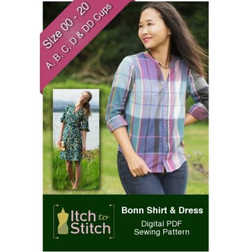 Bonn Shirt and Dress