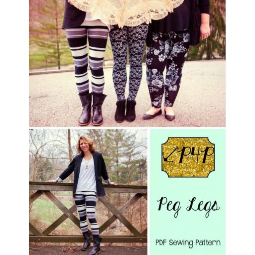 Peg Legs Leggings